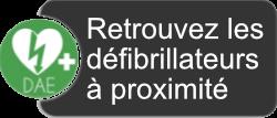 Liste des défibrillateurs sur Info-Flash
